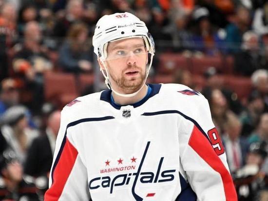 Знак Бэттмена: НХЛ не стала наказывать Кузнецова за кокаин