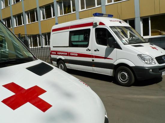 Московские врачи борются за жизнь ребенка, упавшего с 11 этажа