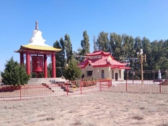 В Кетченеровском районе Калмыкии откроется новый хурул