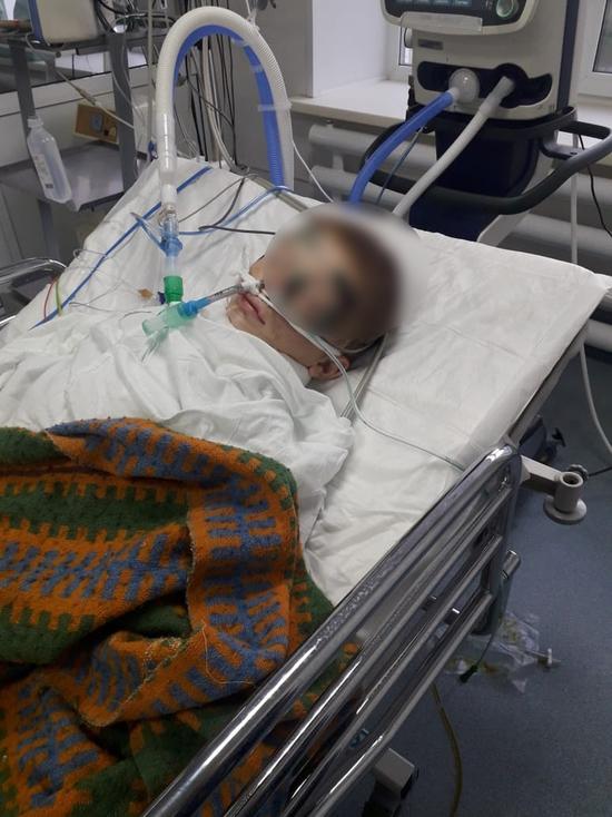 Воспитанника школы Алексея Смертина сбили на «зебре» в Барнауле