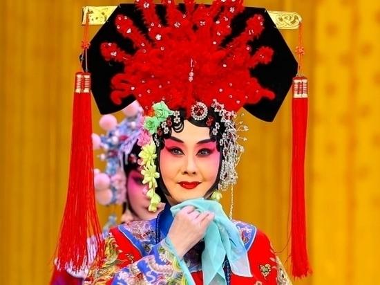 Артисты традиционного китайского театра выступят в Волгограде