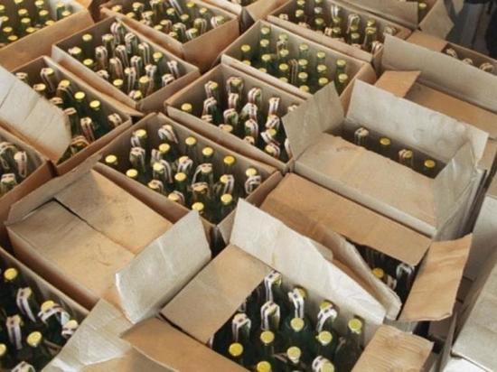 Продавцов нелегального алкоголя задержали в Хабаровском крае