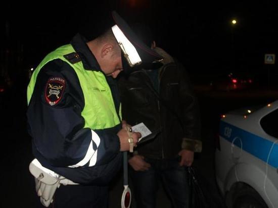 Горбатого могила исправит: в Ярославле задержали пьяного водителя рецидивиста