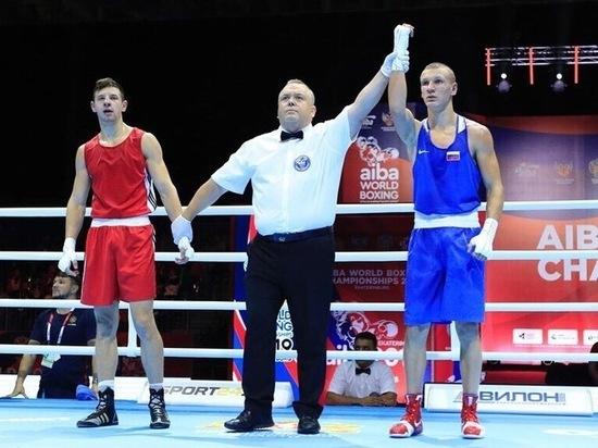 Тамбовский боксер одержал первую победу на чемпионате мира