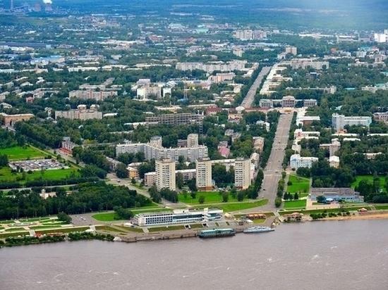 Уровень воды в Амуре у Комсомольска-на-Амуре продолжает снижаться