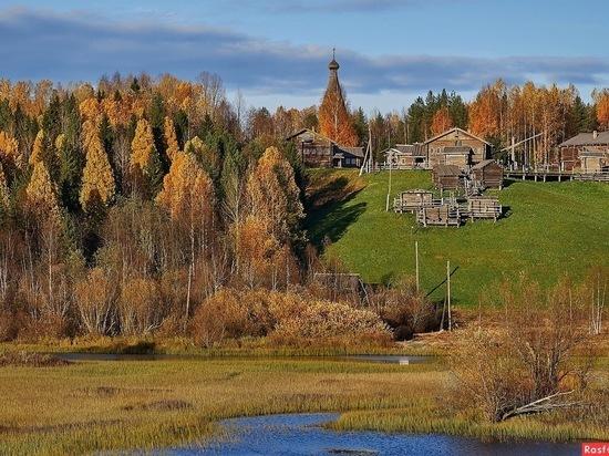 В Архангельске похолодало