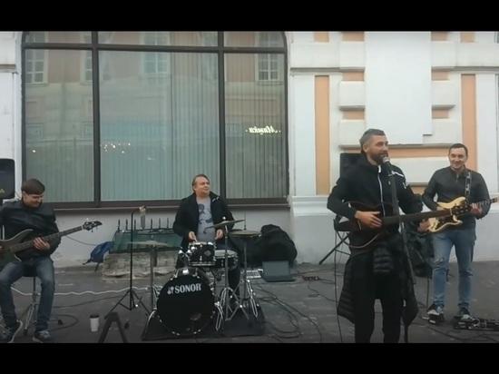 Владимир Кристовский из Uma2rman выступил на Большой Покровской