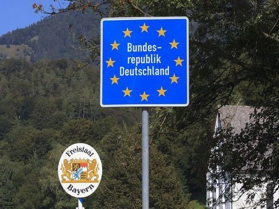 Пограничный контроль между Германией и Австрией будет расширен