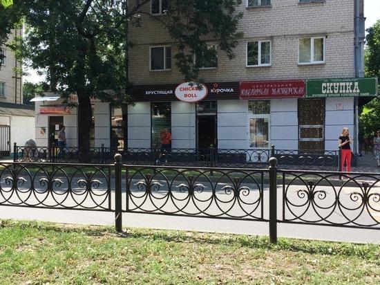 В Ставрополе борются с вывесками на красивых фасадах