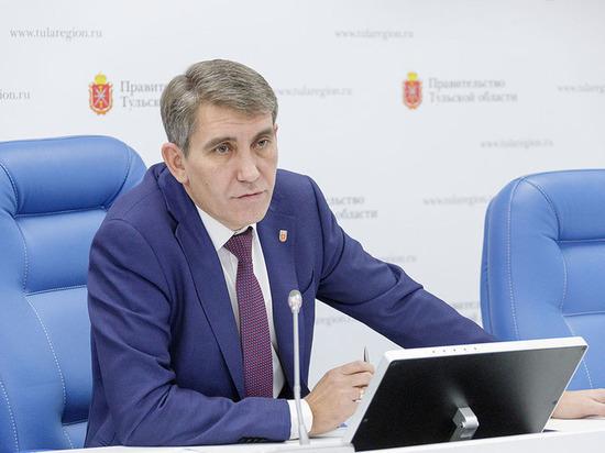 Дмитрий Миляев приступает к руководству Тулой