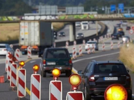 Министр транспорта Германии «потерял на шоссе» 600 миллионов евро