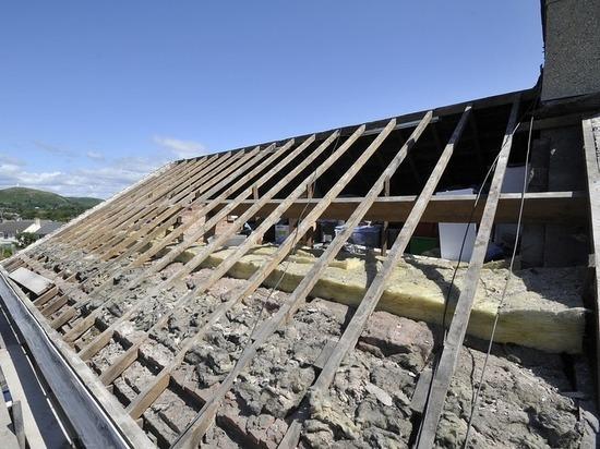Ремонт крыш продолжается в 126 многоквартирных домах Нижегородской области