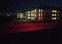 Чиновники объяснили причину отсутствия уличного освещения в Надыме