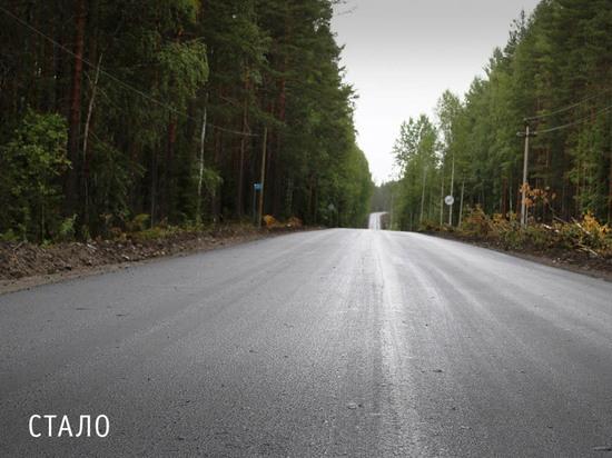 В Карелии до конца сентября отремонтируют дорогу на «Кивач»