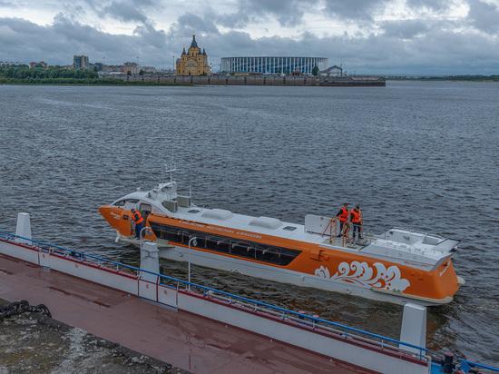 Расписание судна «Валдай» изменится с 20 сентября