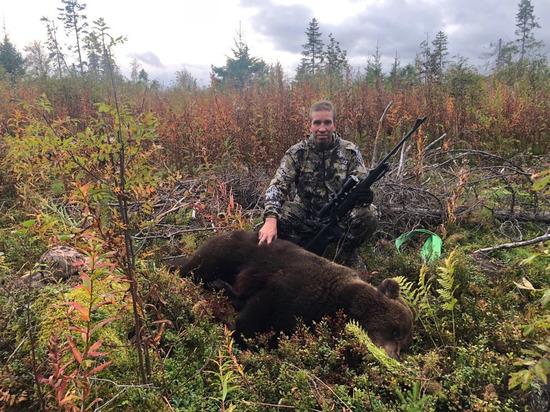 Северодвинский депутатус похвалился убийством хозяина леса