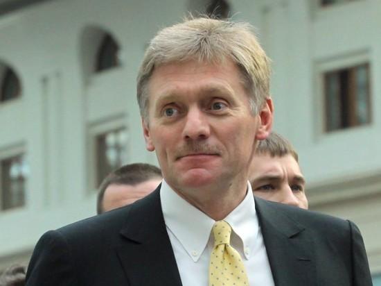 Кремль: дело Устинова не подорвет доверия к Росгвардии