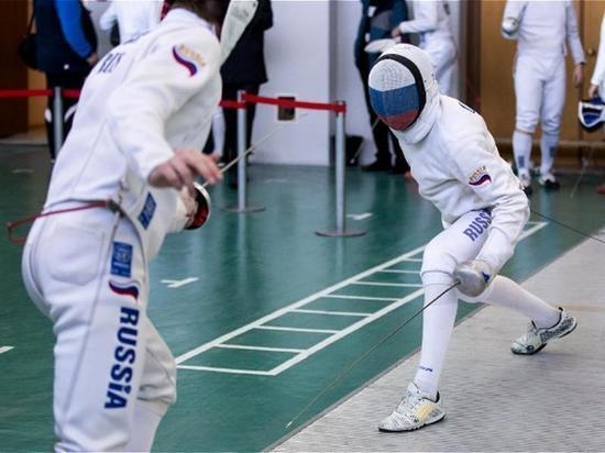 В Казани пройдут Всероссийские соревнования по фехтованию