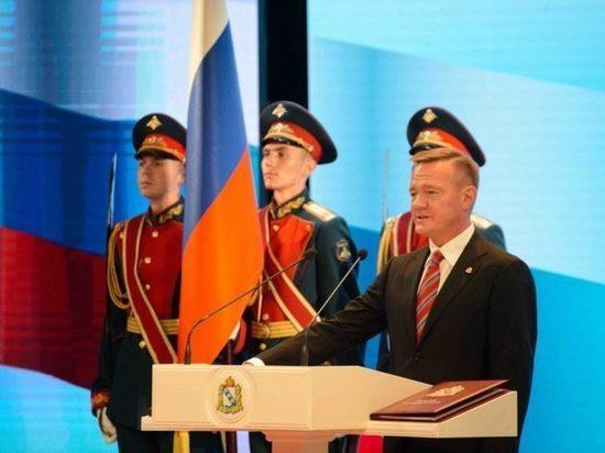 Инаугурация нового курского губернатора: подробности