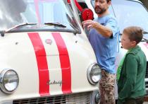 Ретроавтомобили «скорой помощи» с полным оснащением смогут увидеть москвичи и гости столицы в парке «Сокольники» 21 сентября