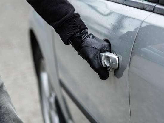 Очередная кража из автомобиля произошла в Иванове