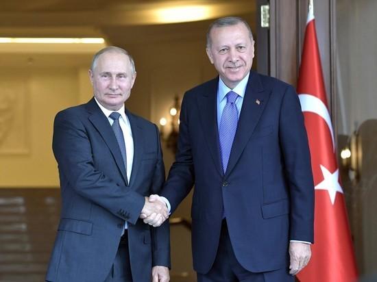В Анкаре Путин, Эрдоган и Роухани проведут тайные встречи