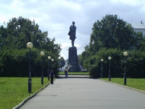 Площадь Горького реконструируют в 2020 году