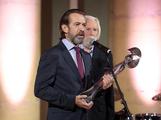 Машков и Женовач стали лауреатами театральной премии «Хрустальная Турандот»
