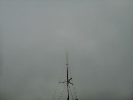 Туманное Оренбуржье: на улицах города ожидается плохая видимость