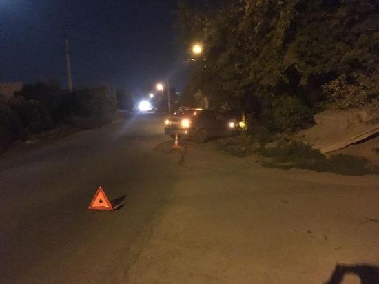 В Оренбурге в ДТП пострадал семилетний ребенок