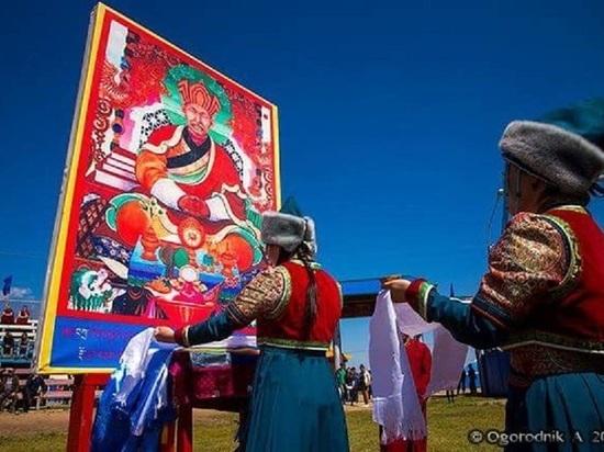 Буддисты Калмыкии готовятся к празднику Хамбо Ламы Итигэлова