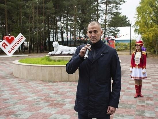 В Барсово открыли новый сквер