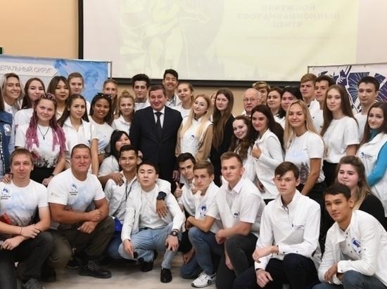 Волгоград стал добровольческой столицей юга России