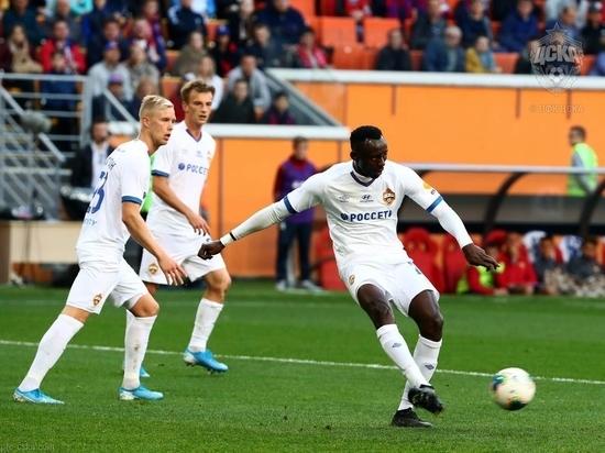 ЦСКА: Гогуа и Шарлия выбыли из-за травм перед стартом в Лиге Европы