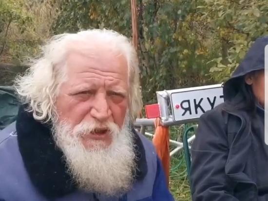 «Вы начали - вы получили»: в Бурятии отряд Сани шамана записал обращение к российским властям