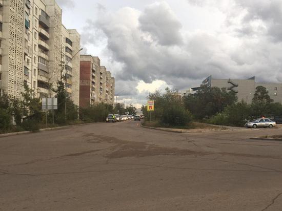 В Улан-Удэ водитель «Крузера» сбил 17-летнюю девушку