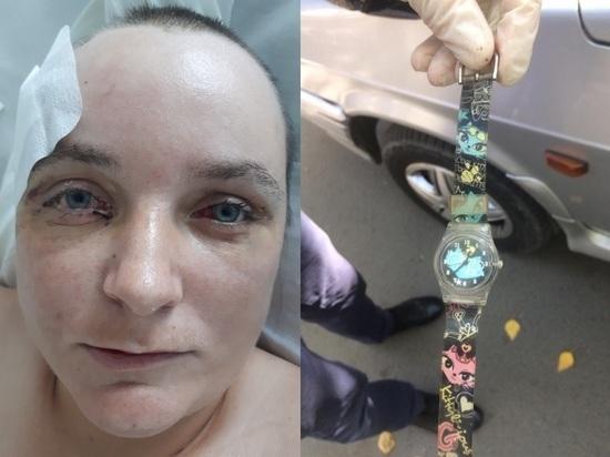 Новосибирская полиция просит опознать неизвестную женщину