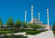 Столица Чечни в тройке самых безопасных городов России