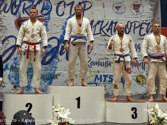 Рязанцы завоевали на Кубке мира джиу-джитсу восемь «золотых» медалей