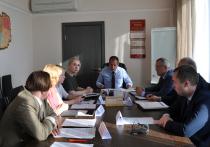Состоялось очередное заседание рабочей группы с участием заместителя Губернатора области Виталия Тушинова