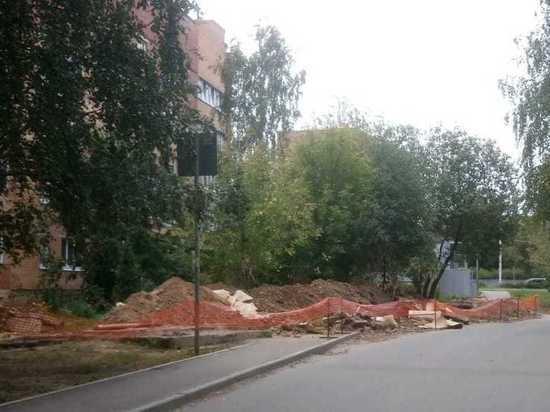 Часть Правобережья Калуги больше двух недель остается без горячей воды