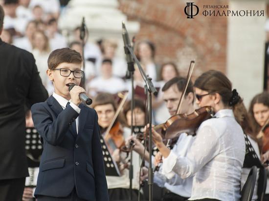 Рязанец победил в конкурсе солистов Детского хора России