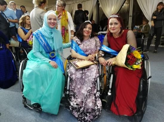 Рязанка завоевала титул «Мисс Поэзия» на инклюзивном конкурсе красоты