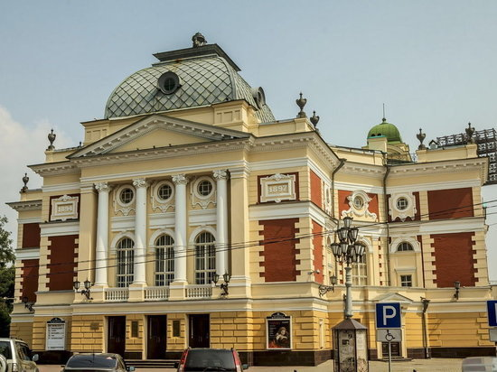 В Иркутске стартовал Театральный фестиваль имени Вампилова
