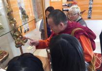 В Иволгинском дацане в Бурятии открылся музей истории буддизма