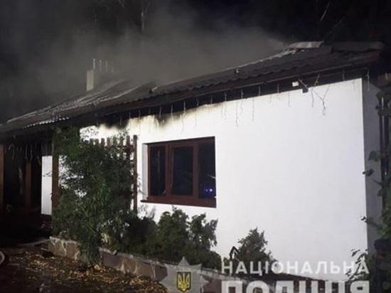 В сгоревшем доме экс-главы Нацбанка Украины обнаружили ракету