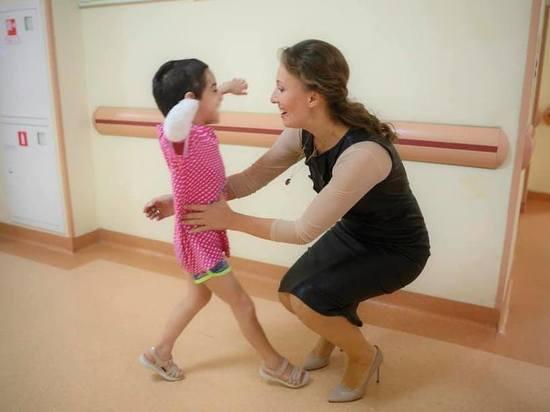 Мама искалеченной девочки из Ингушетии сможет увидеться с дочерью