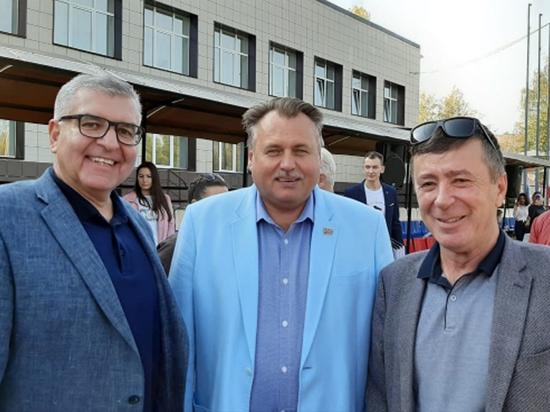 Представители городской Думы и Молодежного парламента побывали на необычной Спартакиаде