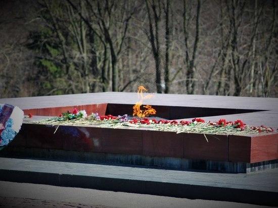 На этой неделе в Петрозаводске начнется реконструкция Вечного огня