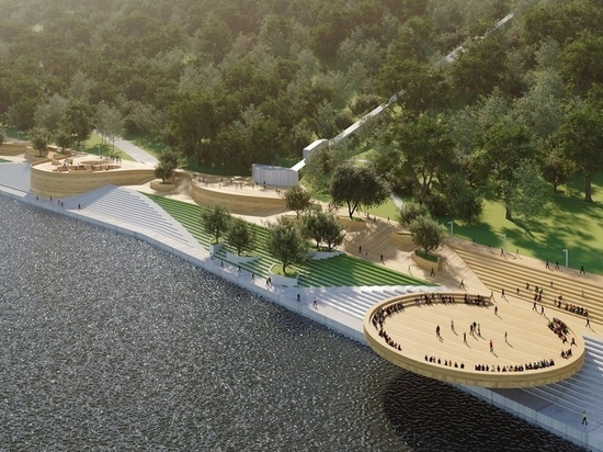 Объявлен конкурс на разработку проекта благоустройства парка «Швейцария»